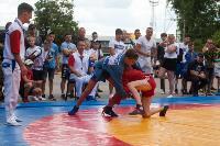 Тула отметила День физкультурника и Всероссийский олимпийский день соревнованиями, Фото: 8