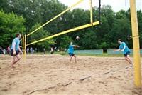 Пляжный волейбол в парке, Фото: 31