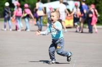 День защиты детей в ЦПКиО им. П.П. Белоусова: Фоторепортаж Myslo, Фото: 48
