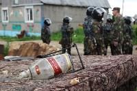 В Плеханово продолжается снос незаконных цыганских построек, Фото: 32
