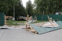 Установка шпиля на колокольню Тульского кремля, Фото: 54