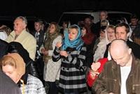 Пасхальная служба в Успенском соборе. 20.04.2014, Фото: 29