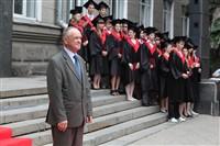 Владимир Груздев поздравил выпускников магистратуры ТулГУ, Фото: 66
