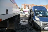 Дезинфекция транспорта в Туле, Фото: 20