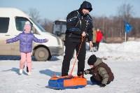 Соревнования по мотокроссу в посёлке Ревякино., Фото: 14