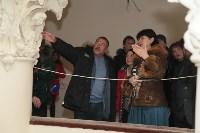 Реставрация Дома офицеров и филармонии. 10.01.2015, Фото: 29