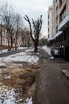 Провал дороги на ул. Софьи Перовской, Фото: 10