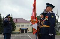 Дмитрий Глушенков простился со знаменем дивизии, Фото: 20