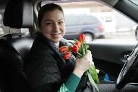 ГИБДД поздравила тулячек с 8 Марта, Фото: 20