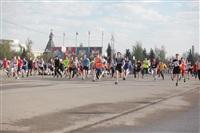 Легкоатлетическая эстафета школьников. 1.05.2014, Фото: 13