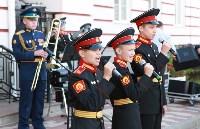 Присяга в Тульском суворовском училище: фоторепортаж, Фото: 73