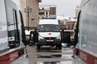 Алексей Дюмин передал региональному Центру медицины катастроф 39 новых автомобилей, Фото: 18