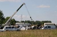 13 лет назад над Тульской областью террористы взорвали самолет «Москва - Волгоград», Фото: 31