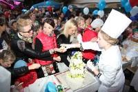 В Пролетарском округе Тулы начали праздновать День города, Фото: 57