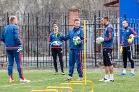 Тульский «Арсенал» готовится к выезду в Нижний Новгород, Фото: 33