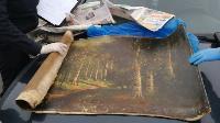 В Тульской области аферисты пытались продать картину, якобы написанную Шишкиным, Фото: 1