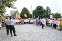 Митинг тульских предпринимателей, Фото: 1