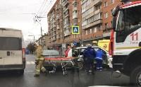 ДТП Красноармейский пр. - Лейтейзена, 11.10.19, Фото: 16