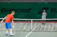 Новогоднее первенство Тульской области по теннису. Финал., Фото: 4