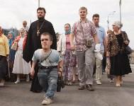Вручение медали Груздеву митрополитом. 28.07.2015, Фото: 6