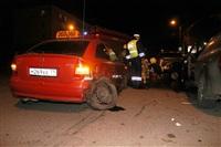 В Туле пьяный на Audi протаранил пять автомобилей, Фото: 10