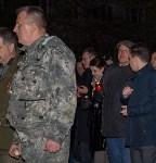Акция «Свеча памяти» в связи с годовщиной чернобыльской катастрофы, Фото: 4