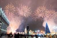 Тула - Новогодняя столица России. Гулянья на площади, Фото: 84