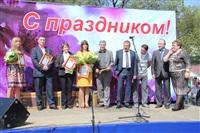 Тульская Федерация профсоюзов провела митинг и первомайское шествие. 1.05.2014, Фото: 96