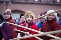 Средневековые маневры в Тульском кремле. 24 октября 2015, Фото: 50