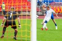 Игра легенд российского и тульского футбола, Фото: 42