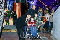 Семьи с детьми-инвалидами в тульском цирке, Фото: 11