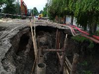 Очередной провал дороги в Мясново, Фото: 4