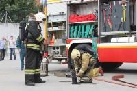 Тульские пожарные обучили таможню  бороться с огнём, Фото: 10