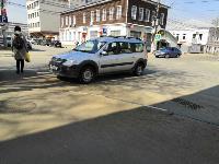 В Туле замечен бог парковки , Фото: 3