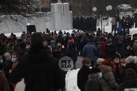 В Туле около 200 человек пришли на несанкционированный митинг, Фото: 10