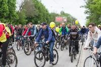 В Туле прошел большой велопарад, Фото: 178