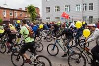 В Туле прошел большой велопарад, Фото: 101