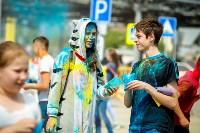 В Туле прошел фестиваль красок и летнего настроения, Фото: 20