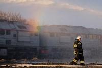 Презентация нового пожарного поезда, Фото: 71