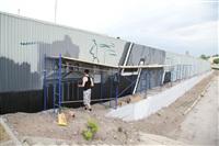 Граффити на набережной Упы, Фото: 7