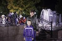 Открытие светомузыкального фонтана возле драмтеатра, Фото: 33