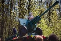 В Центральном парке воссоздали боевой подвиг советских солдат, Фото: 28