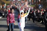 Эстафета Олимпийского огня. Ясная Поляна, Фото: 18