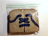 Рисунки на сэндвичах, Фото: 8