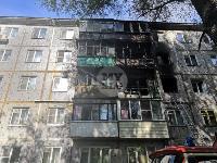 При пожаре на ул. Серебровской в Туле погибли три человека, Фото: 3