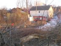 Возгорание сухой травы на ул.Комбайновая, Фото: 13