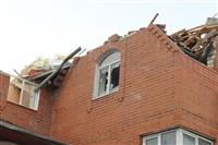 Последствия урагана в Ефремове., Фото: 49