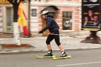 Соревнования по лыжероллерному спорту. День города-2015, Фото: 5