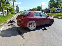 В Туле пьяная автоледи скрываясь с места ДТП врезалась в еще одну машину, Фото: 15