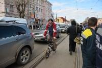 Снос аварийного дома на улице Октябрьской, Фото: 30
